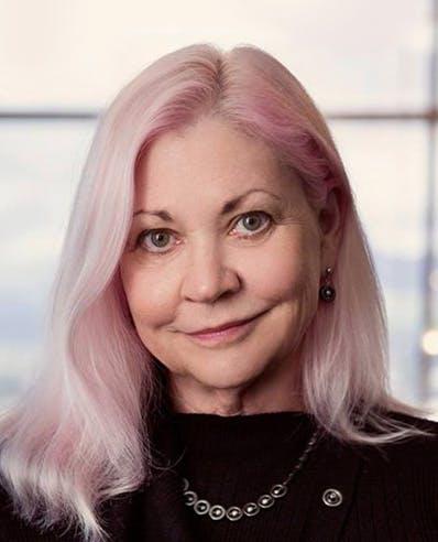 CEO von BlackLine: Therese Tucker