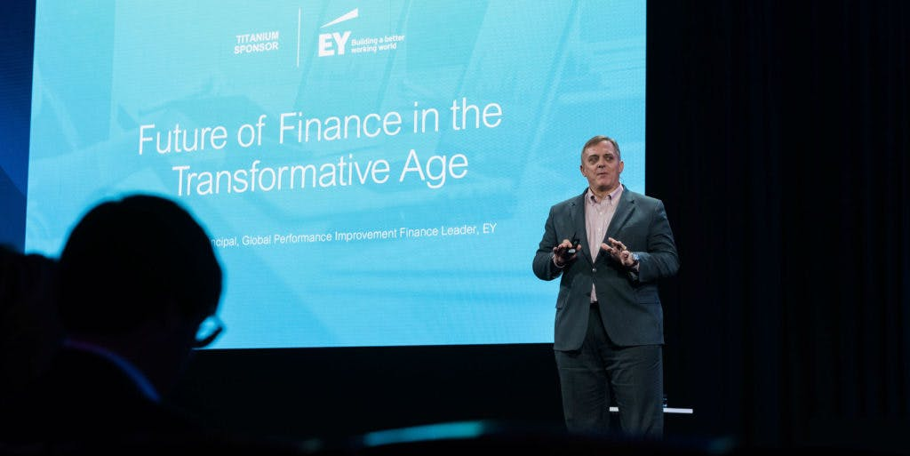 Future of Finance in the Transformative Age – Presented by EY