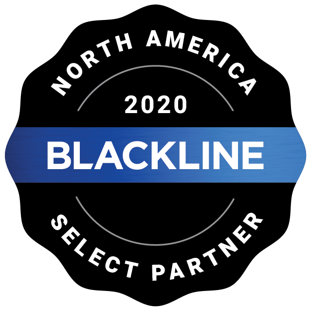 North America 2020 BlackLine Select Partner