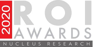 BlackLine customer Red Wing Shoe 2020 Nucleus Research ROI Awards Image