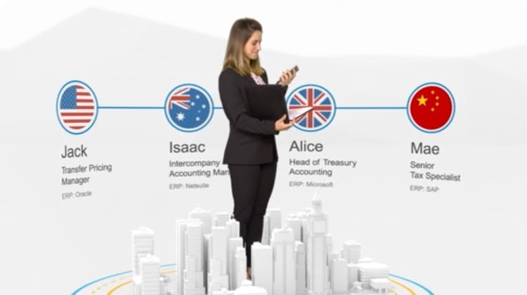 SAP Intercompany Financial Hub by BlackLine Image