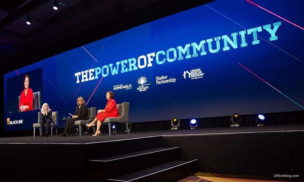 The Power of Community & Giving Back Image   BlackLine Magazine