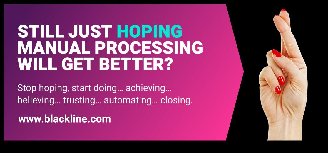 Trust Automating Closing Footer