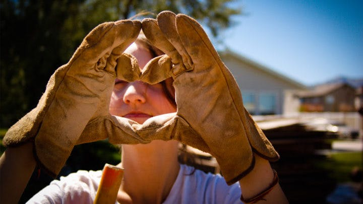 A Formula for Giving Back – and Getting Back