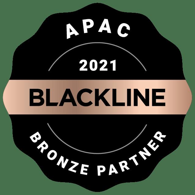 APAC 2021 Bronze Partner Image | BlackLine