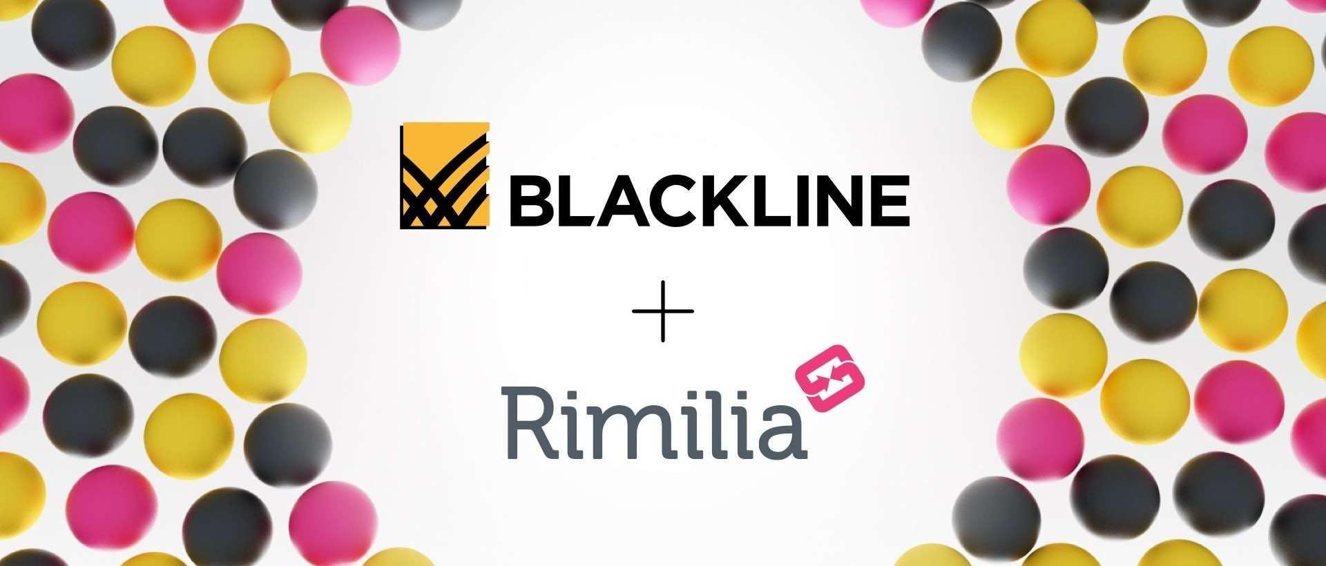 BlackLine + Rimimia