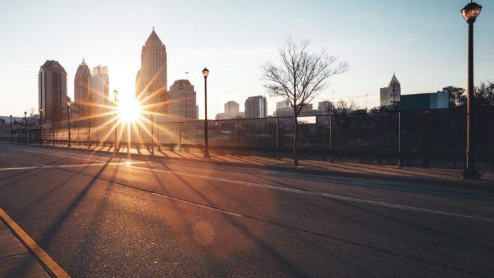 BlackLine Gives Back  To Atlanta