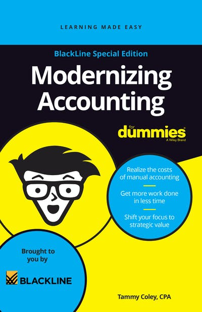 Modernizing Accounting for Dummies