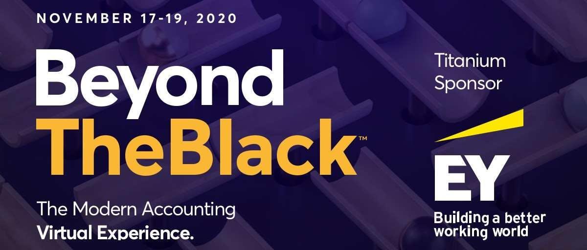 BeyondTheBlack Sponsor | EY