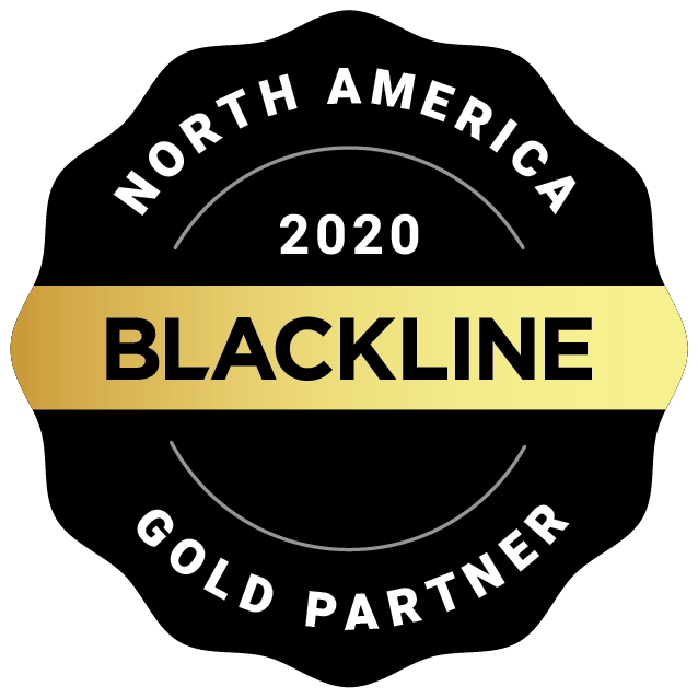North America 2020 BlackLine Gold Partner