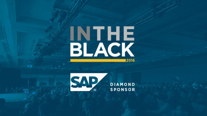 Align Your SAP Strategy with BlackLine at InTheBlack 2016