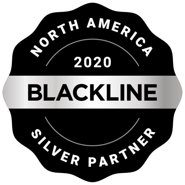 North America 2020 BlackLine Silver Partner