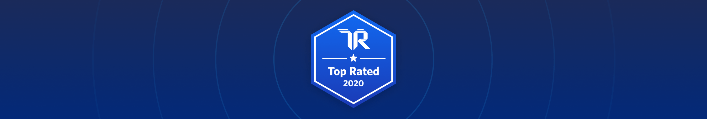 BlackLine won a 2020 'Top Rated Award' in the Financial Close category from TrustRadius Image