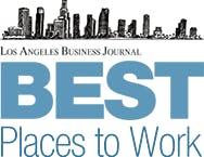 BlackLine was named by the Los Angeles Business Journal as one of the '2020 Best Places to Work in Los Angeles' Image