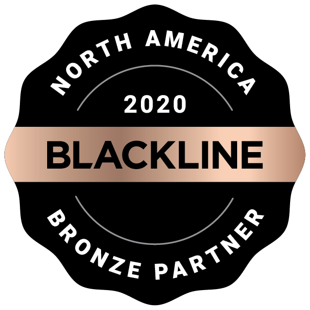 North America 2020 BlackLine Bronze Partner