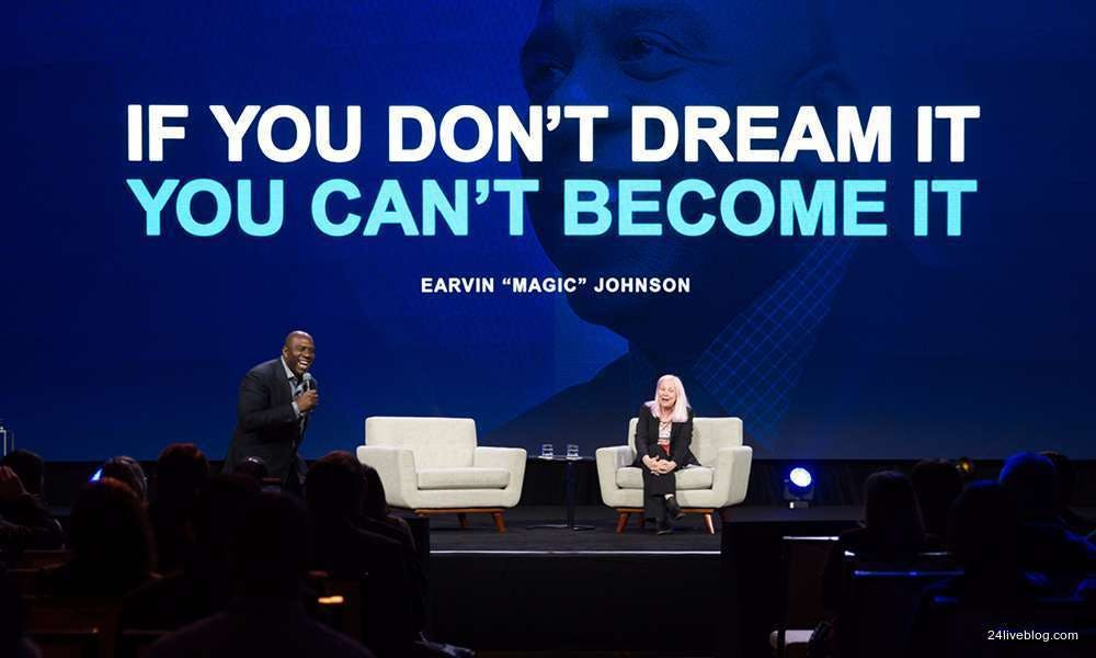 If You Don't Dream It, You Can't Become It Image | BlackLine Magazine