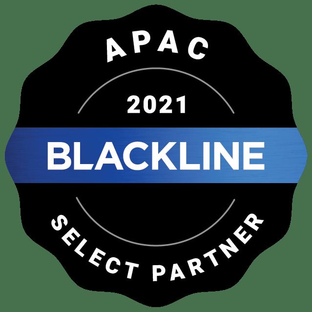 APAC 2021 Select Partner Image | BlackLine