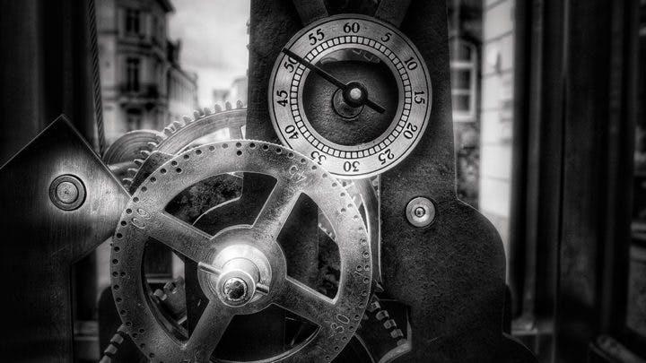 Automation: The Ultimate Time Machine Image | BlackLine Magazine
