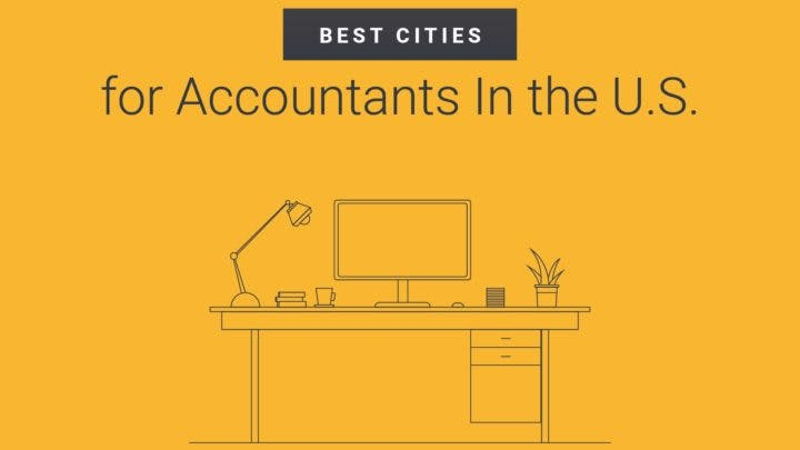 The Best Cities in America for Accountants Image | BlackLine Magazine