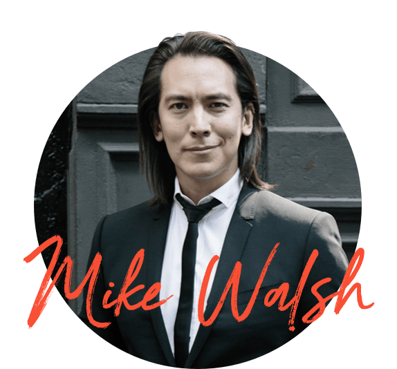 Mike Walsh CEO of Tomorrow Image | BlackLine Speaker