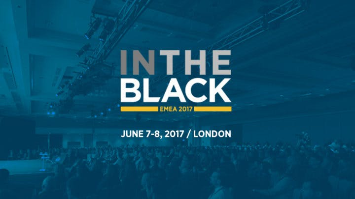 InTheBlack EMEA: Coming to London This June