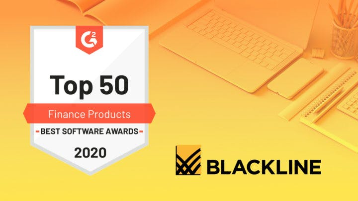 BlackLine Named Top 10 in G2's Best Products for Finance Image | BlackLine Magazine