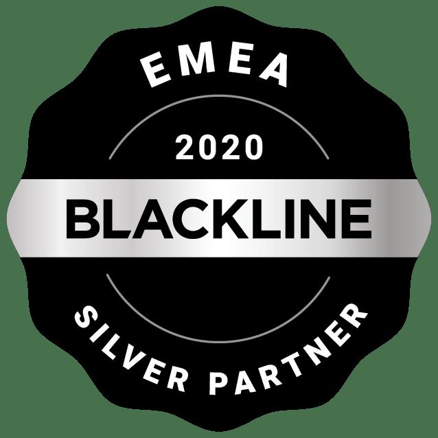 BlackLine Silver Partner EMA en 2020
