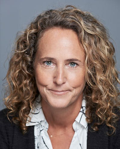 Susan Otto - Directrice des ressources humaines