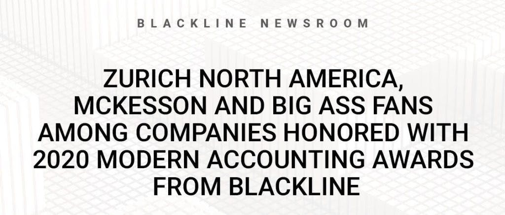 BlackLine Newsroom