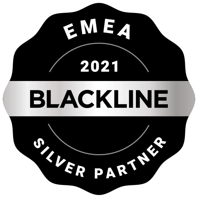 EMEA 2021 Silver Partner Image | BlackLine
