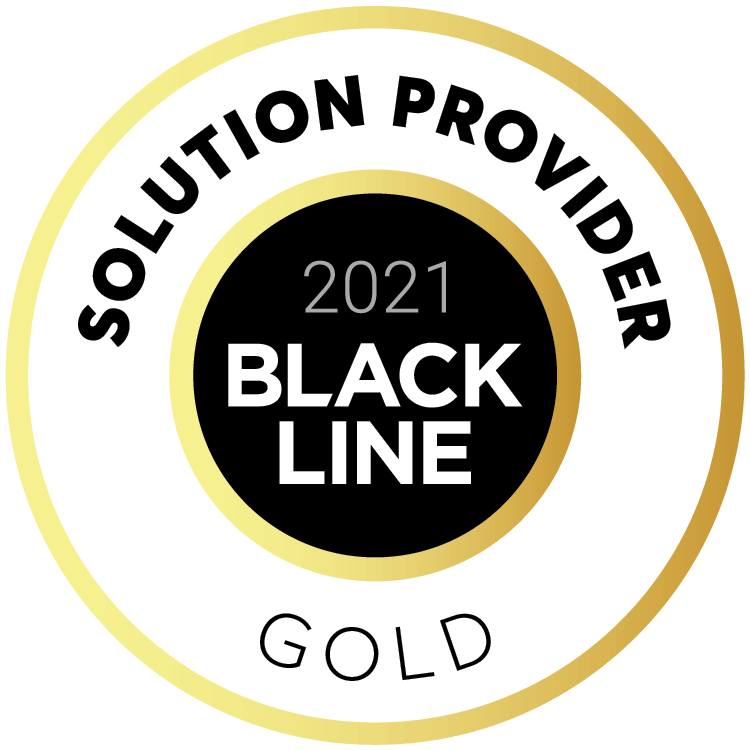 North America Gold Solution Provider Partners Image | BlackLine