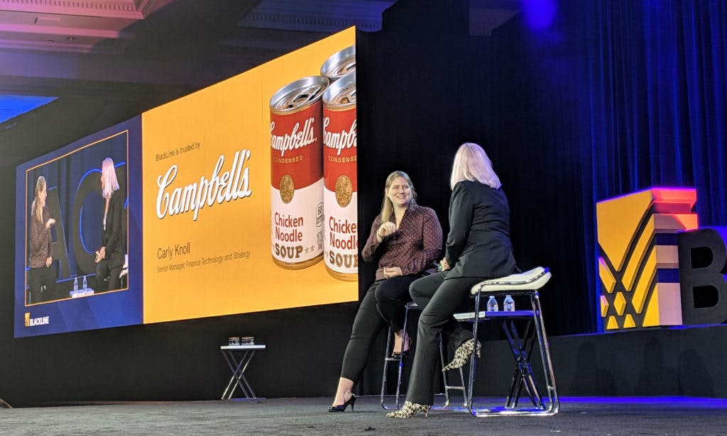 How Campbell's F&A Teams Achieved Finance Transformation