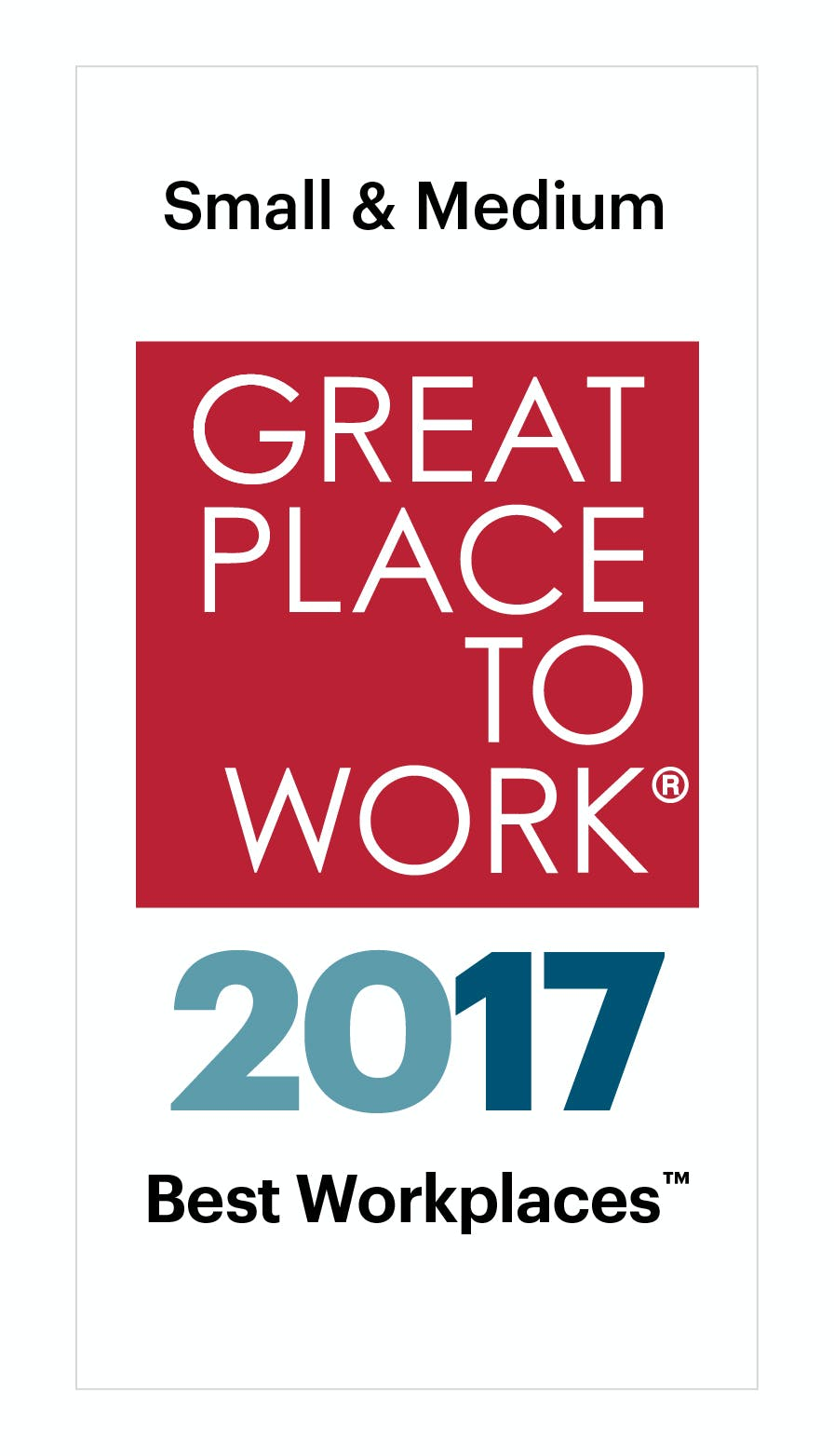 BlackLine has been named one of the  country's 'Best Small and Medium Workplaces' Image