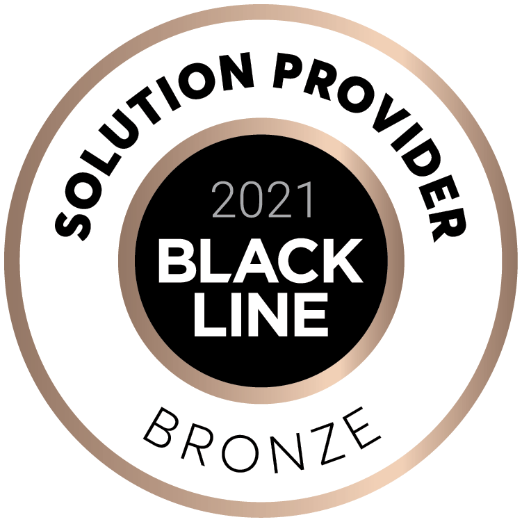 North America Bronze Solution Provider Partners Image | BlackLine