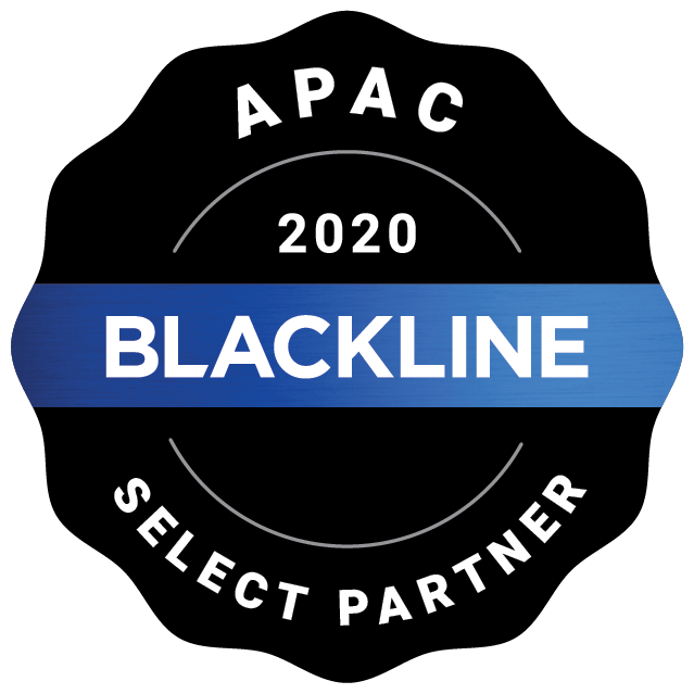 APAC 2020 BlackLine Select Partner