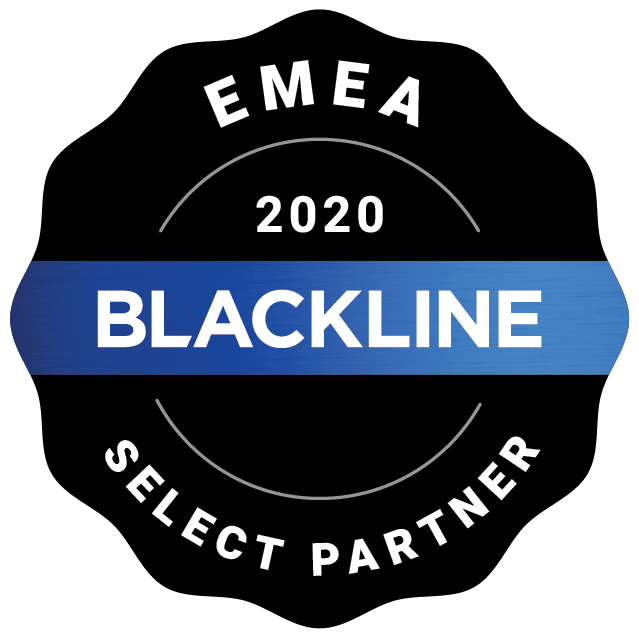 EMEA 2020 BlackLine Select Partner