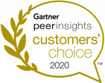 Gartner Peer Insights Customer's Choice 2020 Image