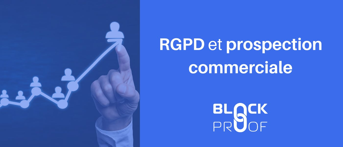 RGPD et prospection commerciale