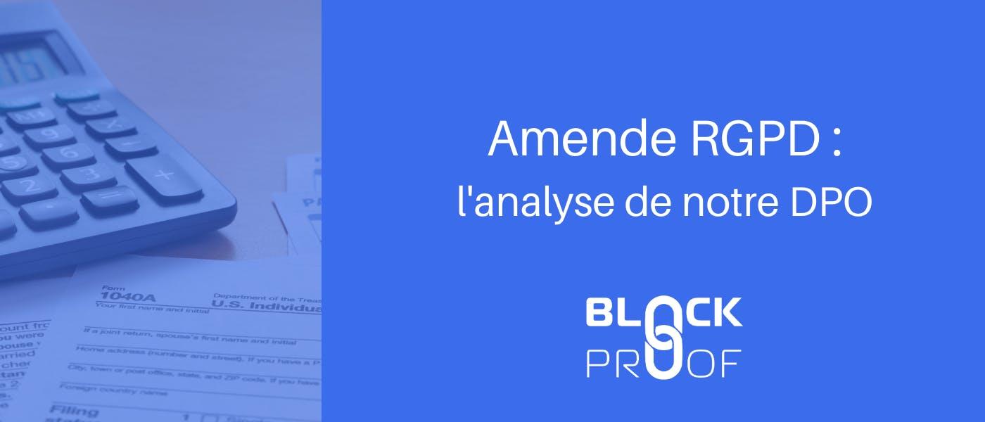 Amende RGPD et office HLM de la métropole de Rennes