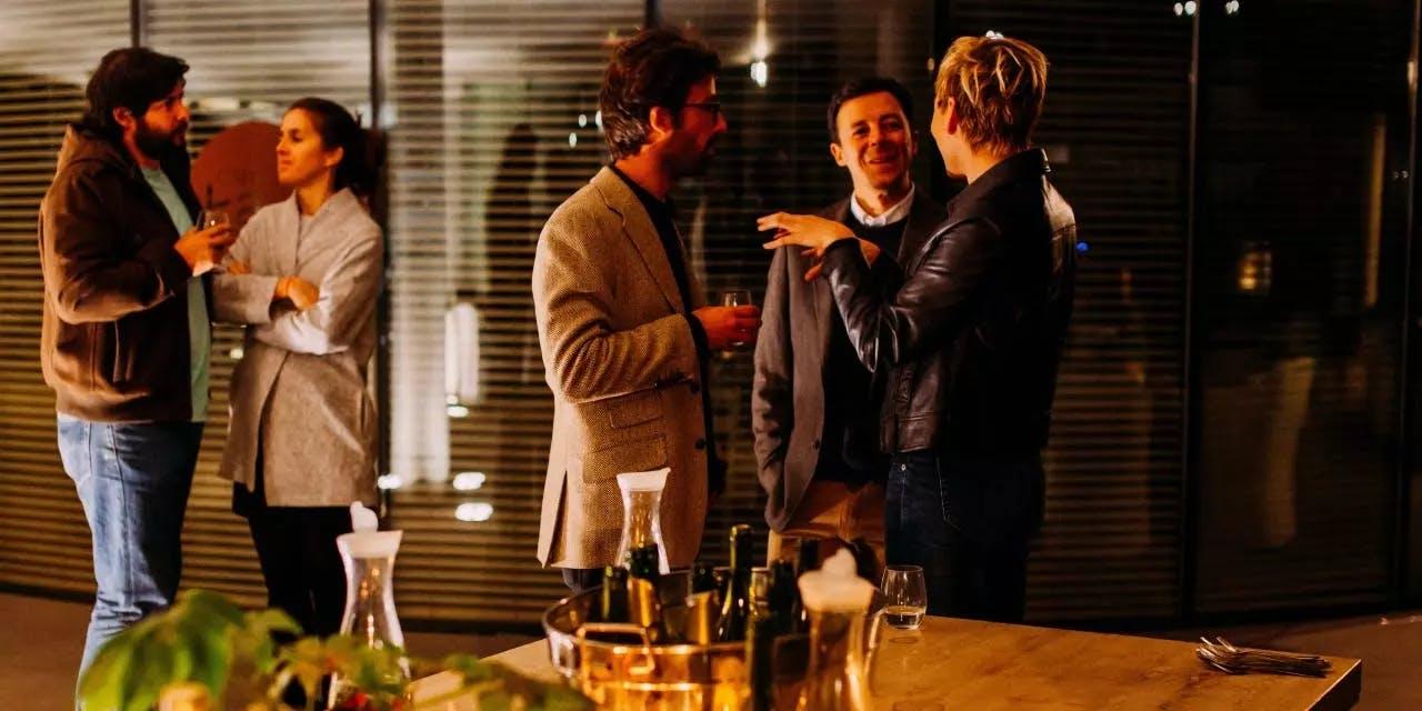 Cover Image for Como apresentar o seu networking em eventos