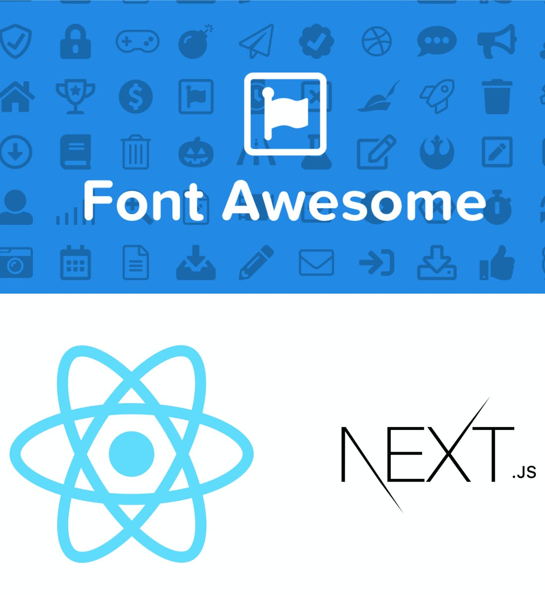 Integrate Font Awesome with React and Next Js Applications