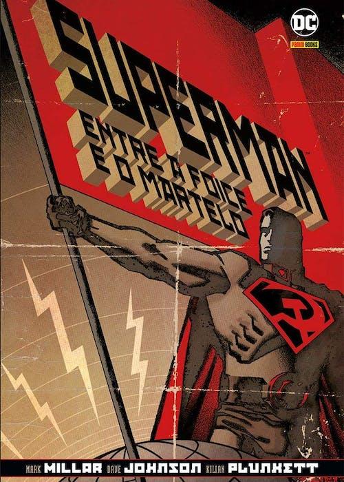 Análise | Superman: Entre a Foice e o Martelo