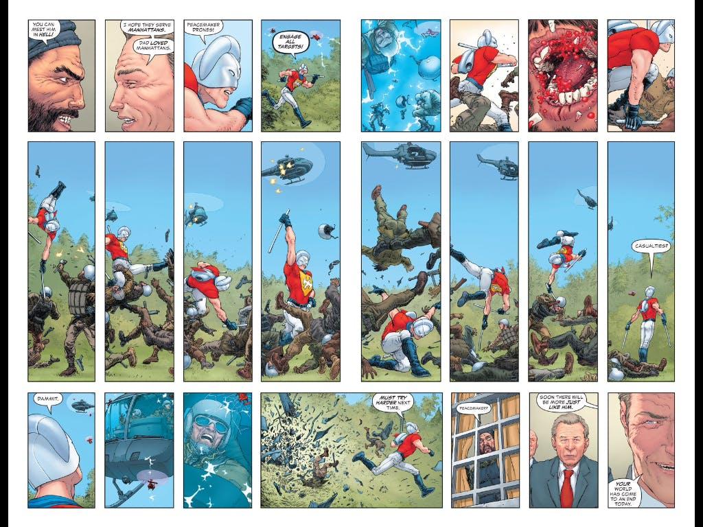 Multiverso/DC Comics/Divulgação