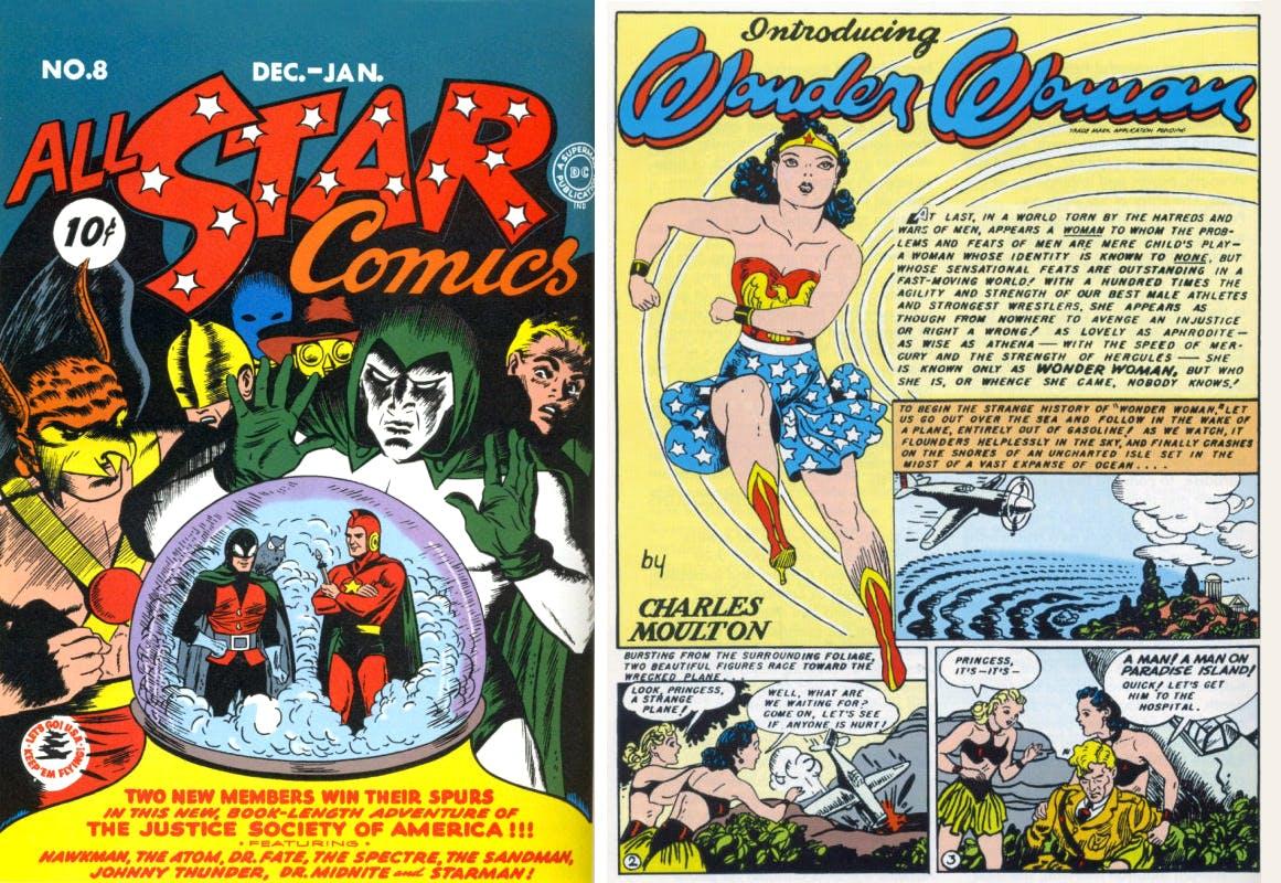 All Stars Comics #8 - A representatividade no universo das HQs