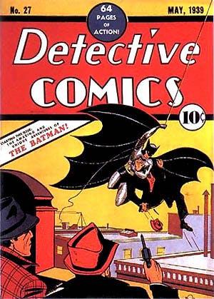 Detetive Comics #27 - a representatividade no universo das hqs