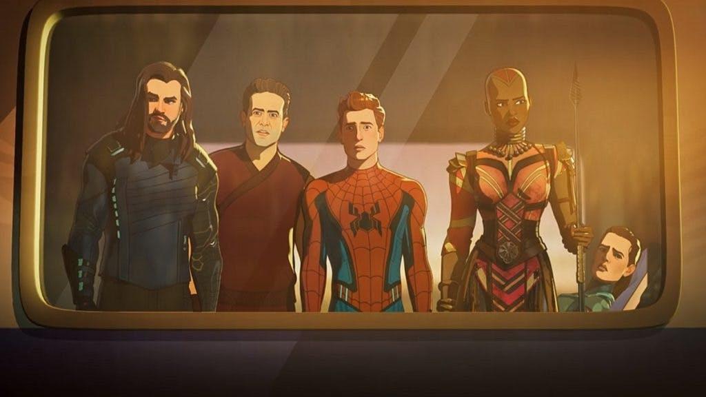 Marvel/What If...?/Divulgação