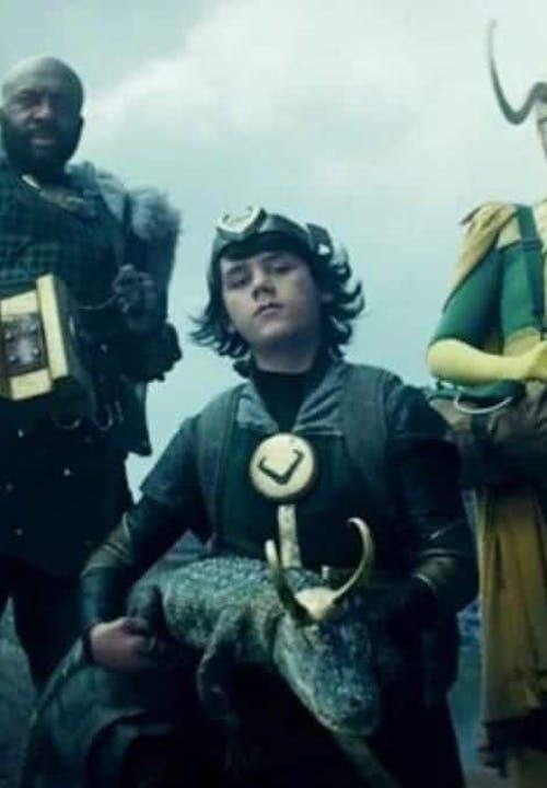 Loki | O narciso do Deus Mentiroso