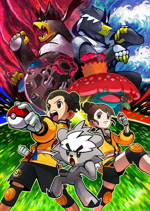 Review | Pokémon Sword & Shield – Isle of Armor