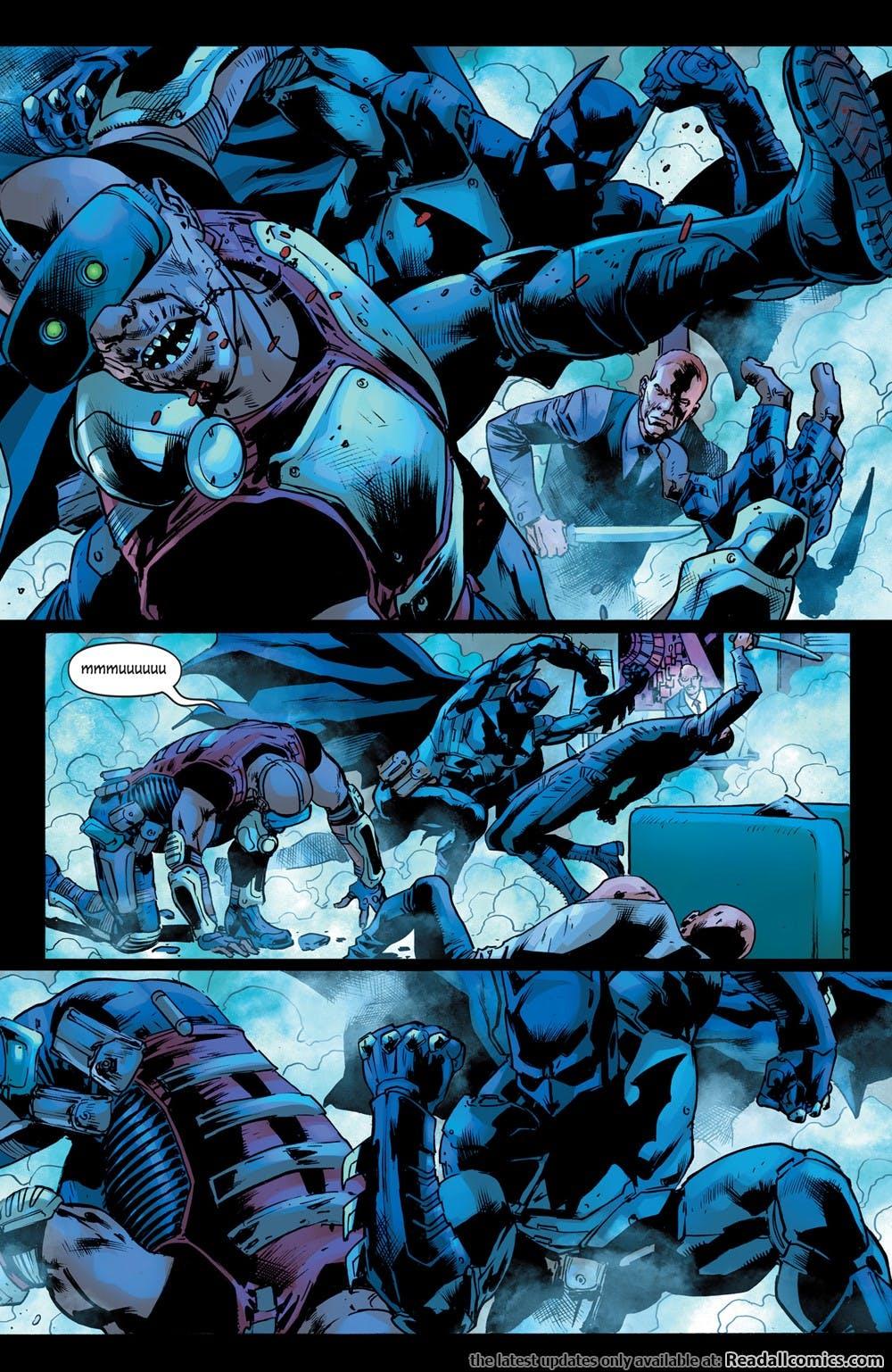 O Túmulo do Batman/DC Comics/Divulgação