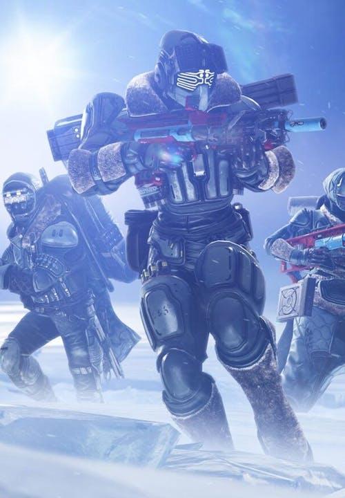 Destiny 2: Beyond Light – Novas armas e locais em Europa